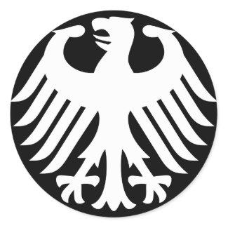 German Eagle sticker