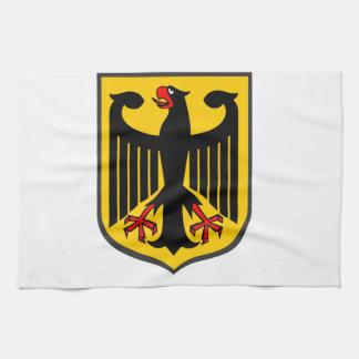 German Eagle Towel