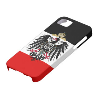 German Empire iPhone 5 Cover