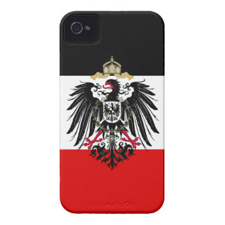 German Empire Flag iPhone 4 Cover