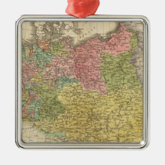 German Empire Metal Ornament