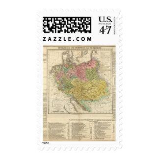 German Empire Postage