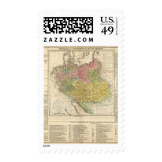 German Empire Postage Stamp