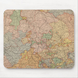 German Empire West Mouse Pad