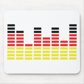 german equalizer icon mouse pad