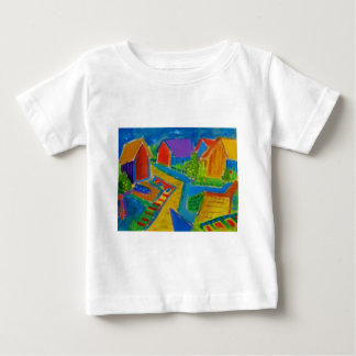 German Expressionism F21 Baby T-Shirt