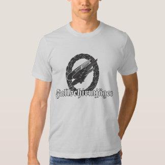 German Fallschirmjager Decal T-Shirt