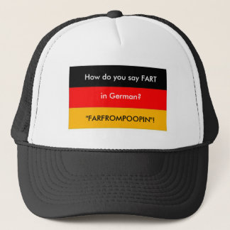 German Fart Hat