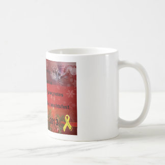 German Federal Armed Forces Christmas Coffee Mug