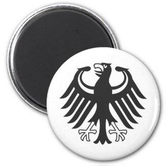 German federal eagle magnet