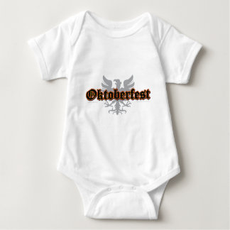 German-Fest-Bird Baby Bodysuit