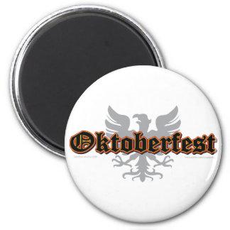 German-Fest-Bird Fridge Magnets