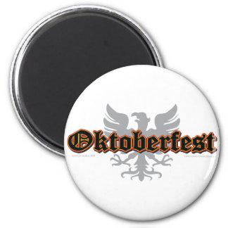 German-Fest-Bird Refrigerator Magnet