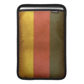 """German Flag 11"""" MacBook Air Sleeve"""