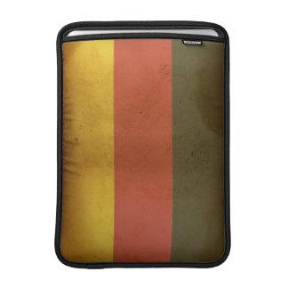 """German Flag 13"""" MacBook Air Sleeve"""