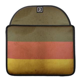 """German Flag 13"""" MacBook Pro Sleeve"""