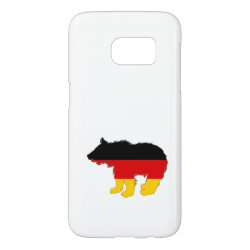 Case-Mate Barely There Samsung Galaxy S7 Case with Wire Fox Terrier Phone Cases design