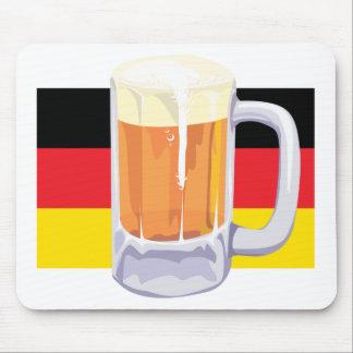 German Flag & Beer Mouse Pads