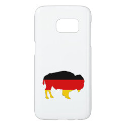 German Flag - Bison Samsung Galaxy S7 Case