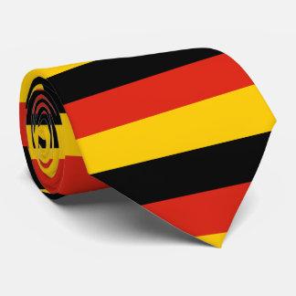 German Flag colors Neck Tie