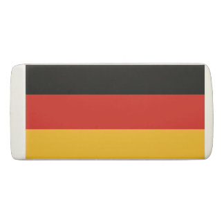 GERMAN FLAG COLORS + your ideas Eraser
