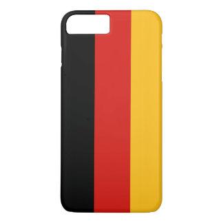 GERMAN FLAG COLORS + your ideas iPhone 7 Plus Case
