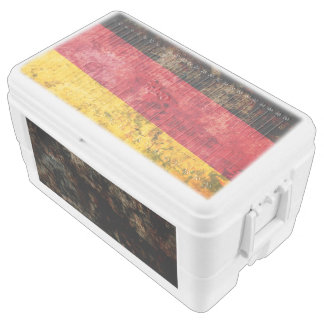 German Flag Cooler