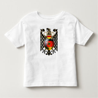 German flag Eagle Kings of Soccer Germany Champion Shirts