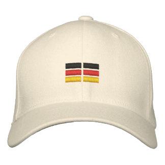 German Flag Embroidered Baseball Caps