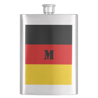 German flag Flask