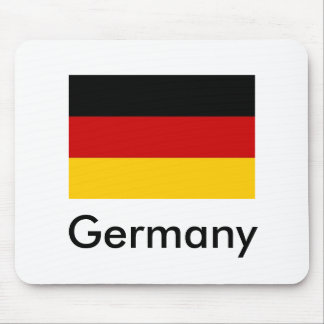 German Flag, Germany Mouse Pad
