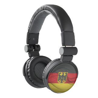 German Flag Headphones