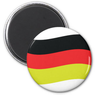 german flag icon magnet