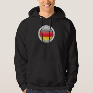 German Flag in Orb Hoodie