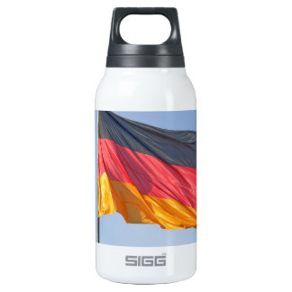 German Flag Insulated Water Bottle