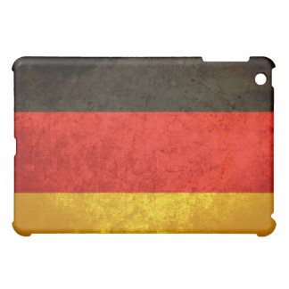 German Flag Cover For The iPad Mini