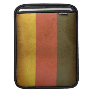 German Flag IPad Sleeve
