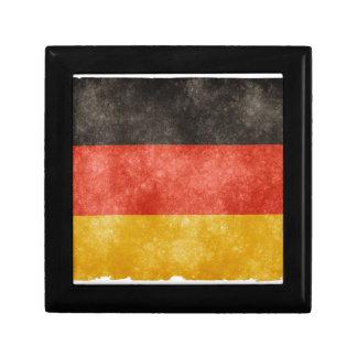 German Flag Jewelry Box