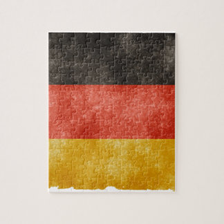 German Flag Jigsaw Puzzle