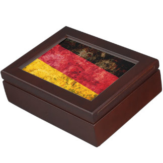 German Flag Keepsake Box