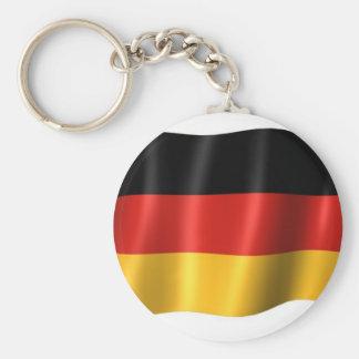 German Flag Keychains