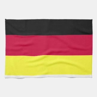 German Flag Kitchen Towel