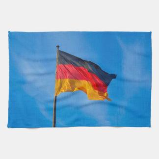 German flag kitchen towels