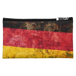 German Flag Makeup Bag