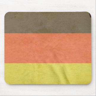 German Flag Mouse Pad