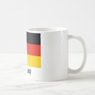 German Flag Mugs