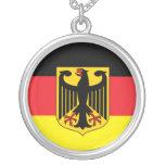 German Flag Necklace