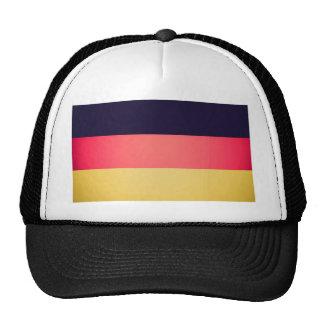 German flag of Germany Cap