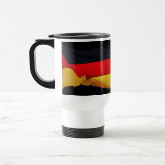 German Flag of the Democratic Republic of Germany Coffee Mugs