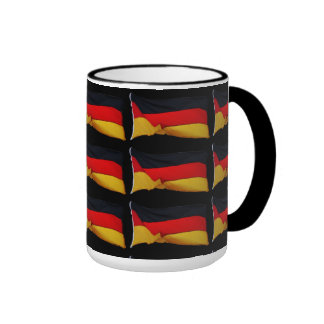 German Flag of the Democratic Republic of Germany Coffee Mug